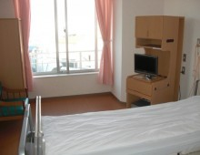 Снимка от болнично заведение